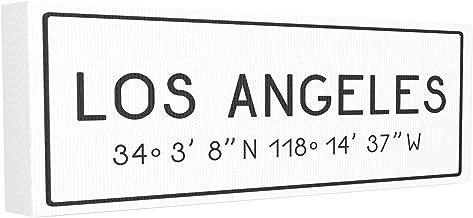 los angeles coordinates