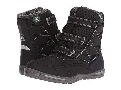 Kamik Kids Hayden (Little Kid/Big Kid) (Black) Kids Shoes