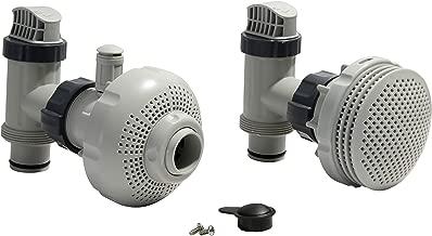 pool aerator valve