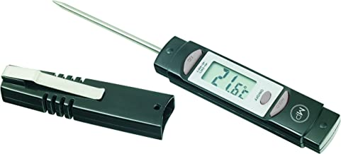 MASTERPRO MPDIGTHERM Digital Thermometer, S.Steel/Black/Grey