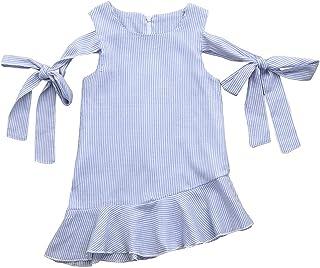 sundengyuey Fashion Cute Rainbow Print Long Sleeve Baby Rompers O-Neck Basic Jumpsuit