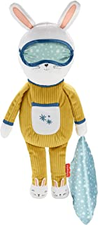 Fisher-Price Hoppy Dreams Soother & Sleep Trainer, Toddler Plush Toy GMN58