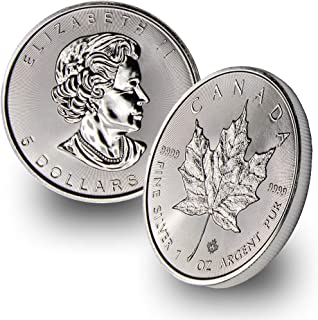 1 ounce of silver canada
