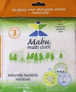 Mabu Cleaning Cloth, Set Of 3