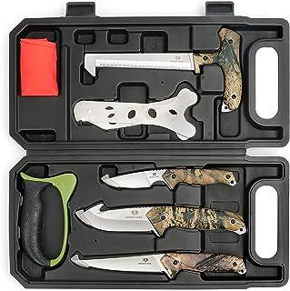 MOSSY OAK Hunting Field Dressing Kit - Portable Butcher...