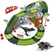 Homily Dinosaur Toys Train Tracks Boy Gifts