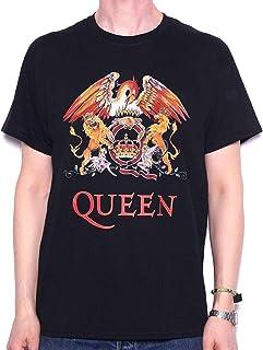 Camiseta Queen logo oficial