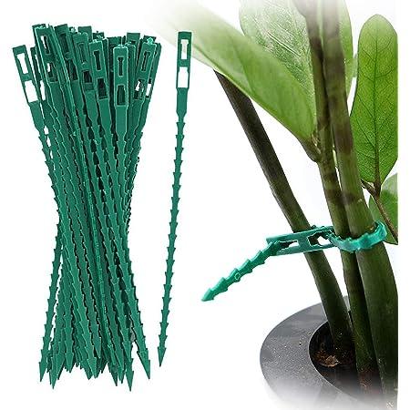 Fascette regolabili per piante 13cm Conf 100 pezzi