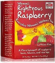 Sponsored Ad - Women's Righteous Raspberry Tea Now Foods 24 Bag
