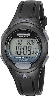 Timex - Homme - T5K608 - Ironman Running - Quartz Digital - Noir - Noir - Résine