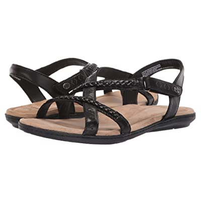 Earth Origins Belle Bentley (Black/Black) Women