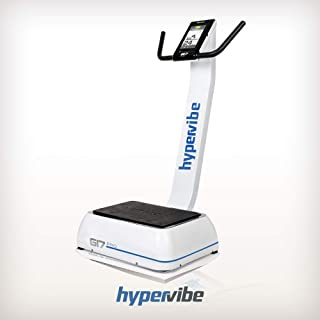 Hypervibe G17 Pro V2 - Intelligent Whole Body Vibration Machine   Full Body Vibration Plate for Fitness and Therapy   Exercise Machine