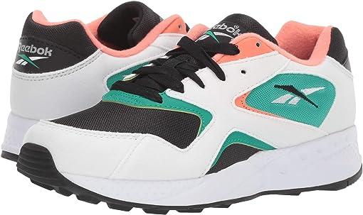 Black/White/Emerald/Pink/Grey