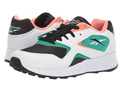 Reebok Lifestyle Torch Hex (Black/White/Emerald/Pink/Grey) Athletic Shoes