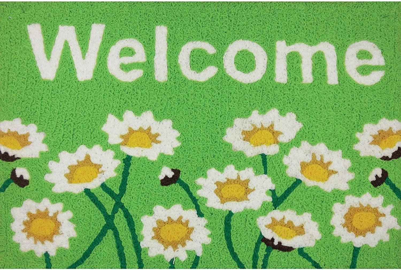 Jellybean Rug - Welcome Daisies