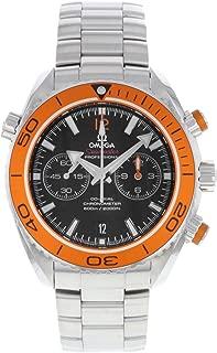 omega planet ocean seamaster orange