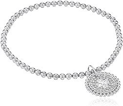 diamond clover bracelet