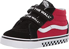 36e7fb3f2c Vans Kids SK8-Mid Reissue V (Little Kid Big Kid) at Zappos.com