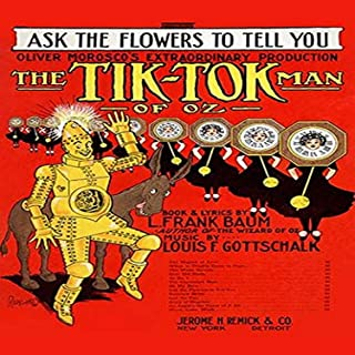 Buyenlarge 0-587-22777-x-C2030 The TIK-Tok Man of Oz Gallery Wrapped Canvas Print, 20