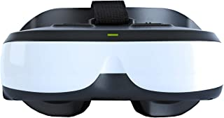 VISIONHMD Bigeyes H3 Portable 2.5K Equivalent Screen Video Glasses with HDMI Input, Build in Battery