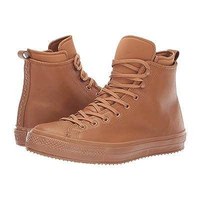 Converse Chuck Taylor All Star Waterproof Boot Hi (Burnt Caramel/Burnt Caramel) Lace up casual Shoes