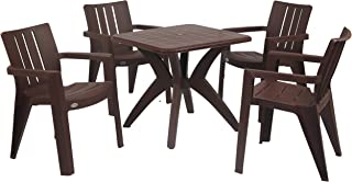 Amazon In Plastic Dining Room Sets Kitchen Dining Room Furniture Furniture