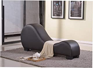 curved yoga and lounge chair