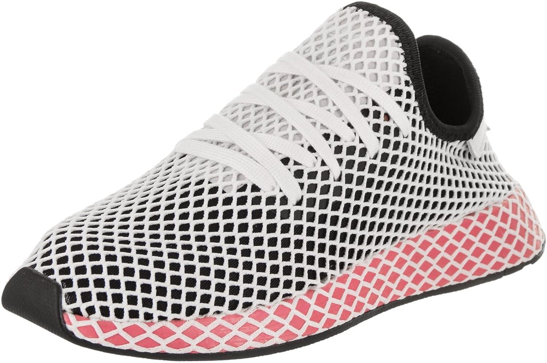 Adidas Women's Deerupt Runner Originals Core Black Running shoes 9 Women US