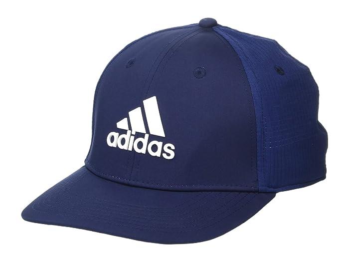 adidas Golf  Tour Hat (Team Navy Blue/White) Caps