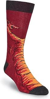 K. Bell Socks Men's Casual Animal Novelty Crew Socks