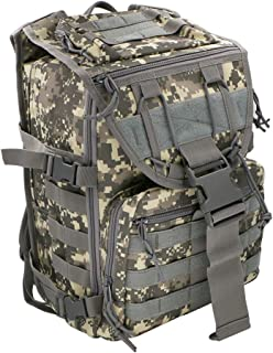 Da.Wa Backpack 40L Water Resistant Outdoor Shoulder Hiking Daypack Sport Bag Pack Camping Trekking Travel Rucksacks Casual Backpack