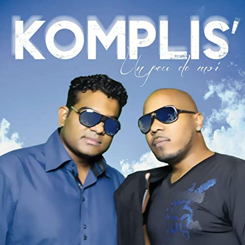 Emrick & Patrice Adekalom - Komplis' - Un peu de moi - 2019  717y6wH8kjL._SS500_