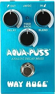 Way Huge Guitar Effect Pedal, Blue (WM71)