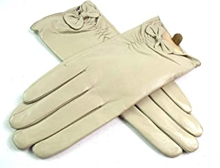 The Leather Emporium Women's Gloves Fully Faux Fur Lined