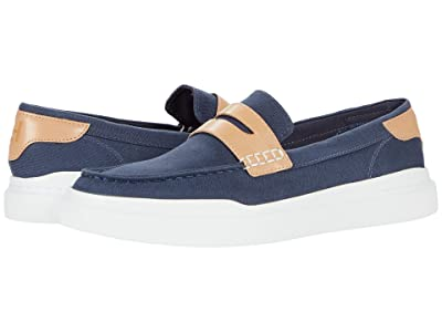 Cole Haan Grandpro Rally Canvas Penny Loafer