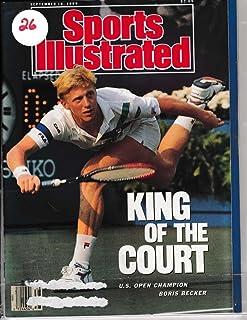 501d5fc87bbe2 Amazon.com: Boris Becker - Sports: Collectibles & Fine Art