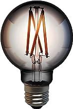 E27 G80 Smoke WiFi Smart Light Bulb Globe for Alexa Google Home RGB Color Lamp