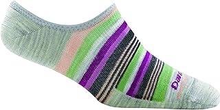 Darn Tough Topless Muliti Stripe No Show Hidden Light Socks - Women's