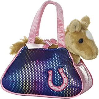 Betsey Bling Fancy Pals Purse with 8