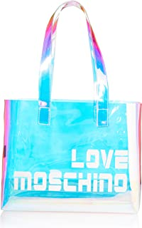 Love Moschino Damen Borsa Tpu Damentasche, Normale