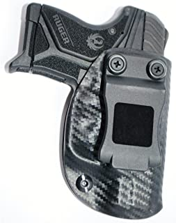 Black Jacket Holster IWB KYDEX Holster: fits Ruger LCP II (2)