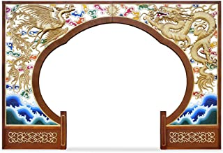 Best wooden moon gate arch Reviews