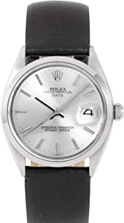 Date Automatic-self-Wind Male Watch 1500 (Certified Pre-Owned)