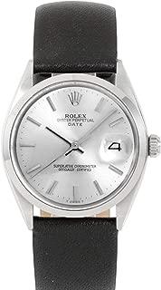 Rolex Date Automatic-self-Wind Male Watch 1500 (Certified Pre-Owned)