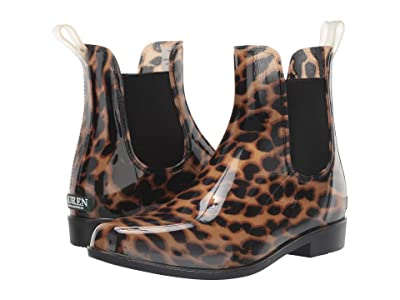 LAUREN Ralph Lauren Tally (Ocelot Print/Black) Women