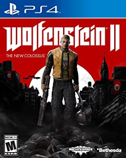 Best wolfenstein ii the new colossus buy Reviews
