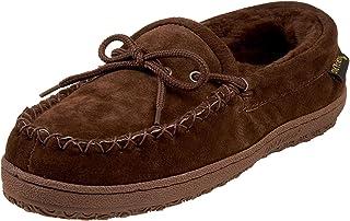 Old Friend Women's 481166 Loafer Moccasin, Dark Brown, 6 M US