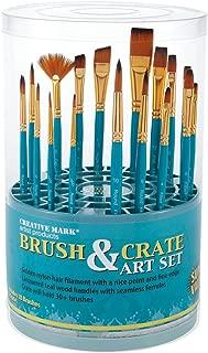 rake paint brush