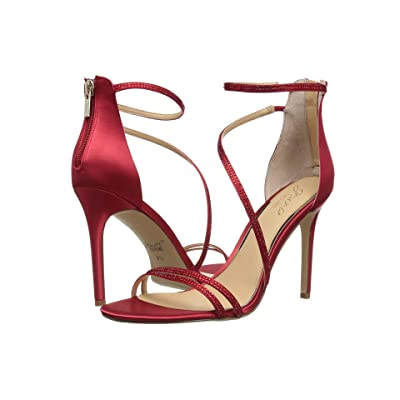 Jewel Badgley Mischka Gail (Red) Women