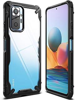 Ringke Fusion-X Compatible with Redmi Note 10 Pro Case, Redmi Note 10 Pro Max Cover Military Grade Protective Design Heavy...